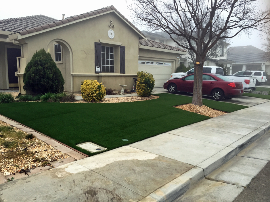 Artificial Grass Carpet Valley Center, California Paver Patio, Front Yard  Landscaping Ideas