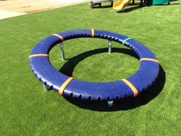 Artificial Grass Photos: Artificial Grass Installation Moreno Valley, California Athletic Playground, Parks