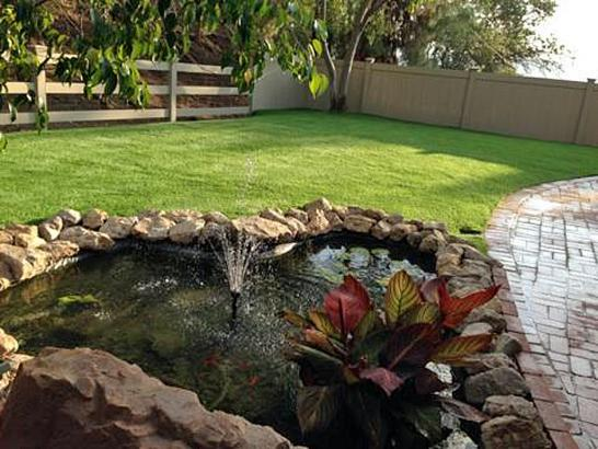 Artificial Grass Photos: Artificial Grass South San Gabriel, California Rooftop, Backyard Makeover