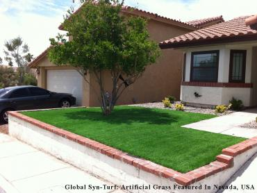 Artificial Grass Photos: Artificial Turf Installation Fallbrook, California Landscaping Business, Front Yard