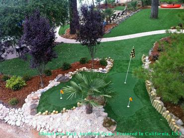 Artificial Turf Vista, California Landscape Rock, Backyard Landscaping artificial grass