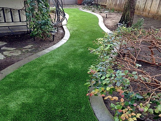 Artificial Grass Photos: Best Artificial Grass West Hills, California Paver Patio, Backyard Landscaping Ideas