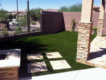 Artificial Grass Photos: Fake Turf Brea, California Roof Top, Backyard Landscaping