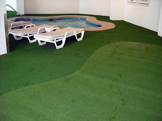 Artificial Grass Photos: Fake Turf Idyllwild-Pine Cove, California Backyard Deck Ideas, Kids Swimming Pools