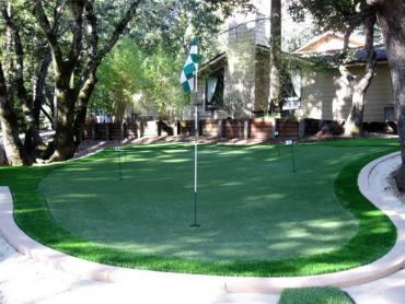 Artificial Grass Photos: Fake Turf West Hills, California Garden Ideas, Backyard Landscape Ideas