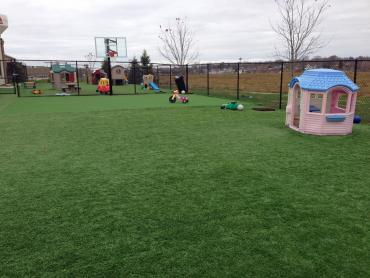 Artificial Grass Photos: Grass Installation Running Springs, California Lacrosse Playground, Commercial Landscape