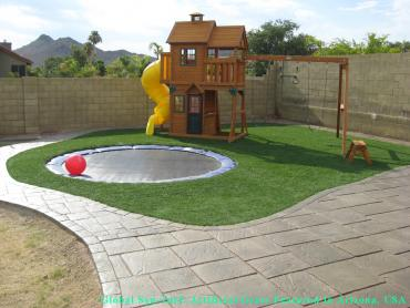Artificial Grass Photos: How To Install Artificial Grass Solana Beach, California Lawn And Garden, Backyard Ideas