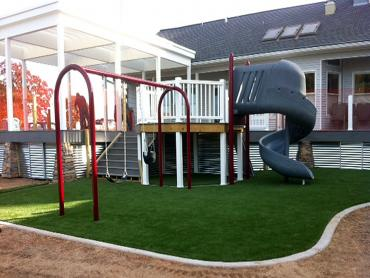 Artificial Grass Photos: How To Install Artificial Grass Westminster, California Playground Flooring, Backyard Landscaping