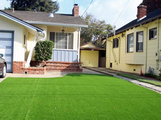 Artificial Grass Photos: Lawn Services Carson, California Landscape Design, Front Yard Design