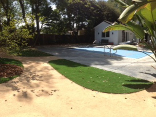 Artificial Grass Photos: Plastic Grass Homeland, California Landscaping Business, Backyard Design