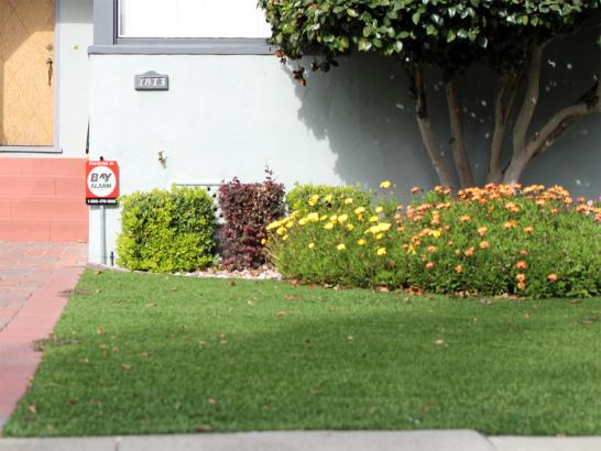Artificial Grass Photos: Synthetic Grass Azusa, California Gardeners, Small Front Yard Landscaping