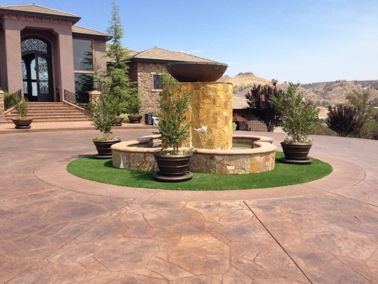 Artificial Grass Photos: Synthetic Grass Leona Valley, California, Front Yard