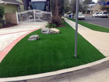 Artificial Grass Photos: Synthetic Grass Monterey Park, California Lawn And Garden, Front Yard Landscaping Ideas