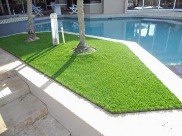Artificial Grass Photos: Synthetic Lawn Las Flores, California Paver Patio, Swimming Pool Designs