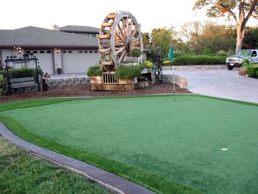 Artificial Grass Photos: Synthetic Turf Brawley, California Putting Green Grass, Small Front Yard Landscaping