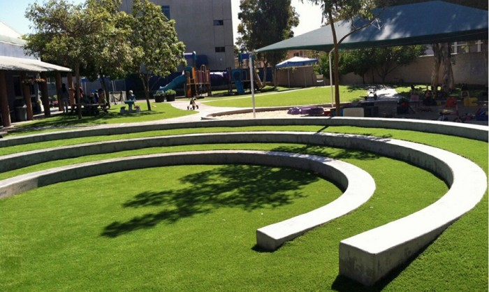 Artificial Grass for Playgrounds in Vista